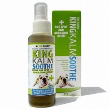 King Kalm Soothe 4oz.