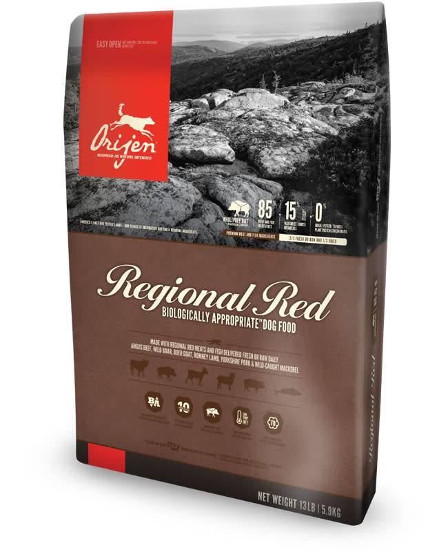 Regional Red 25lb.