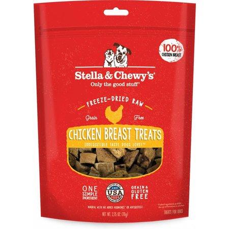 Freeze Dried Chicken Breast Treats 3oz.