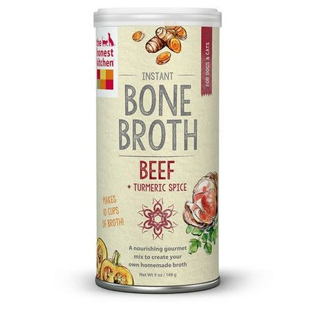 Bone Broth Beef/Turmeric 5oz.