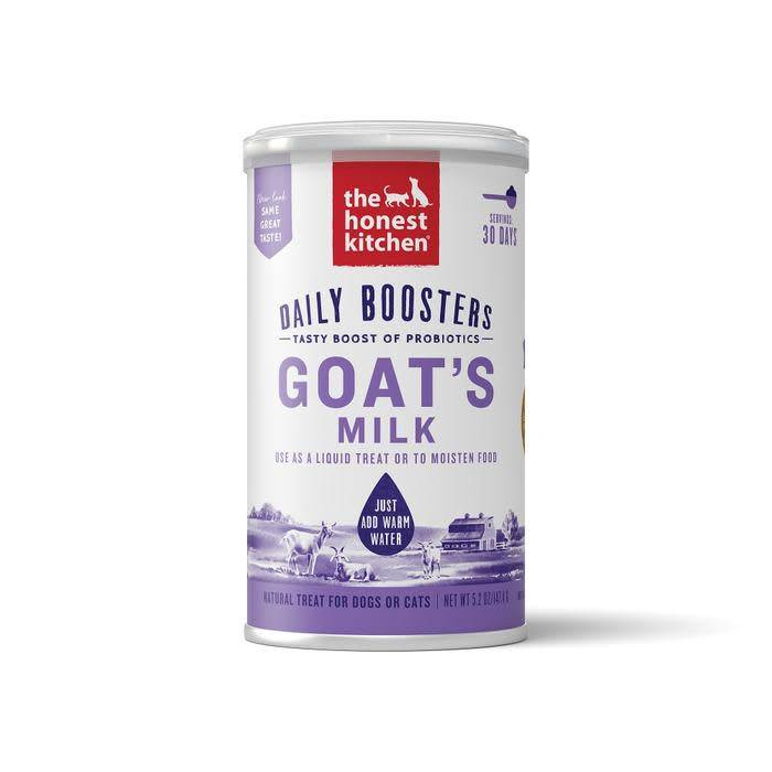 Daily Boosters Goats Milk 5.2oz.