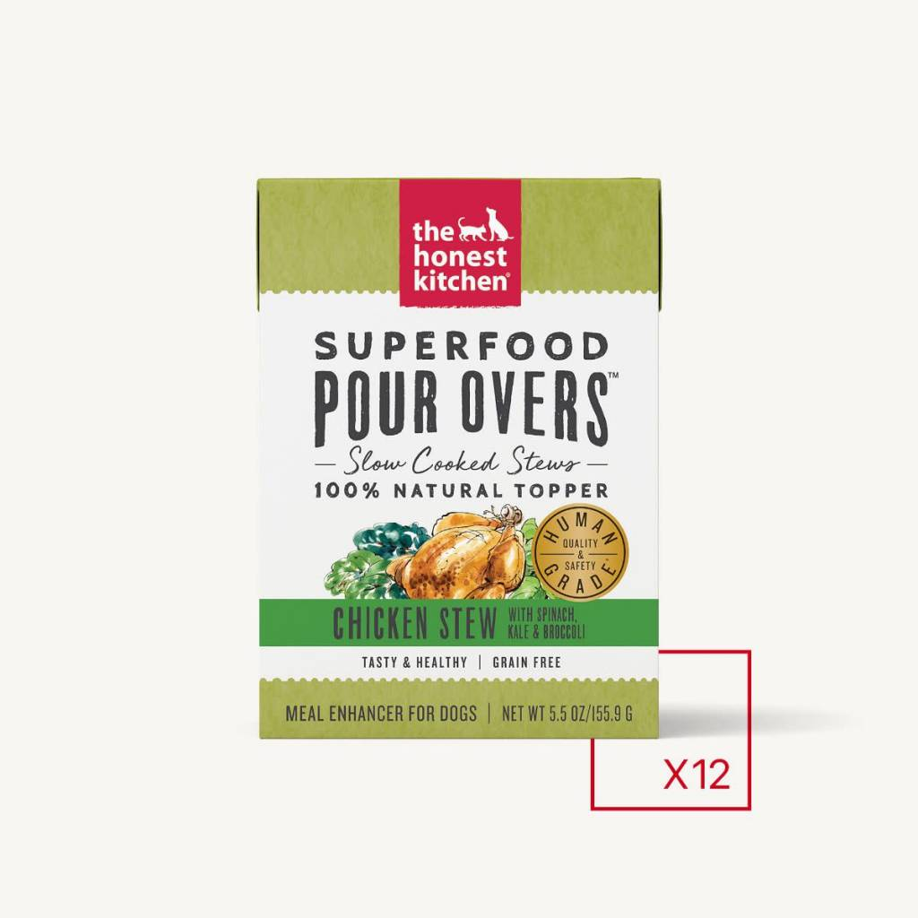 Superfood Pour Overs Chicken Stew 5.5oz.