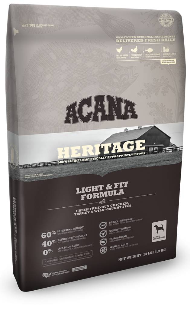 Heritage Light & Fit 13lb