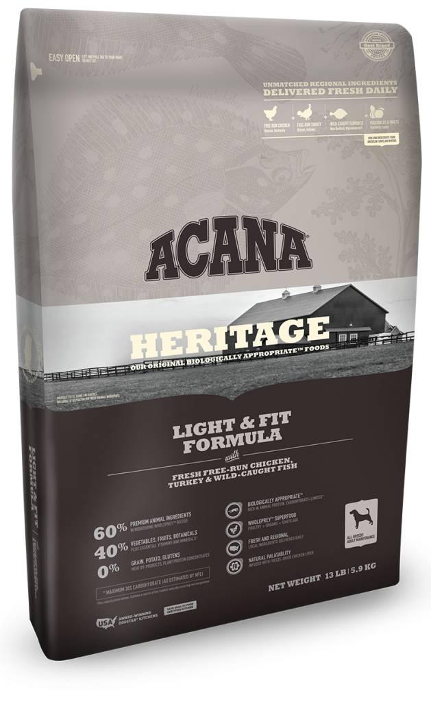 Heritage Light & Fit 4.5lb.