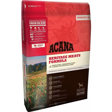 Heritage Meats 25lb.