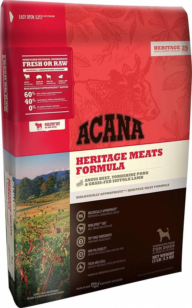 Heritage Meats 4.5lb.