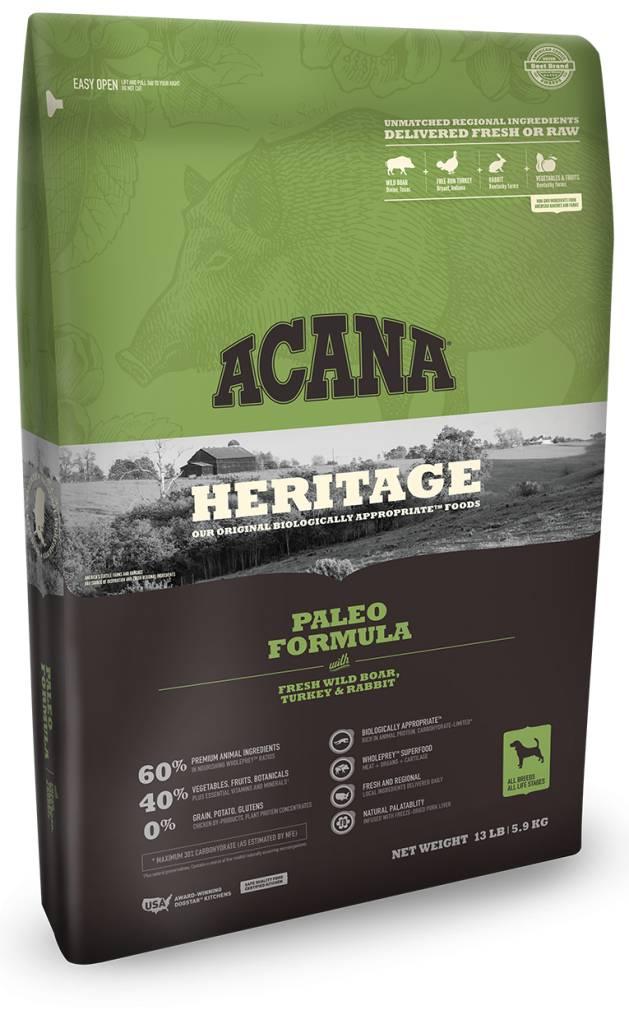 Heritage Paleo 4.5lb.