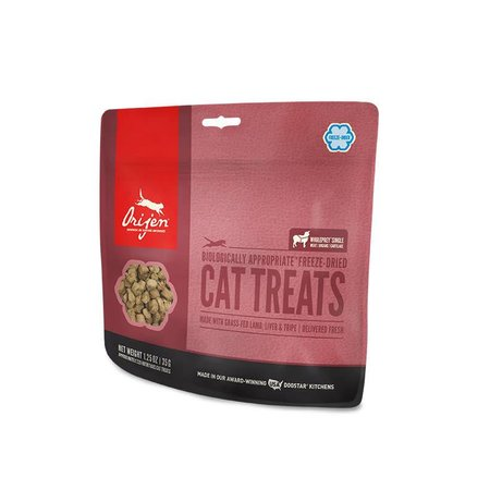 Cat Freeze Dried Lamb Treats 1.25oz.