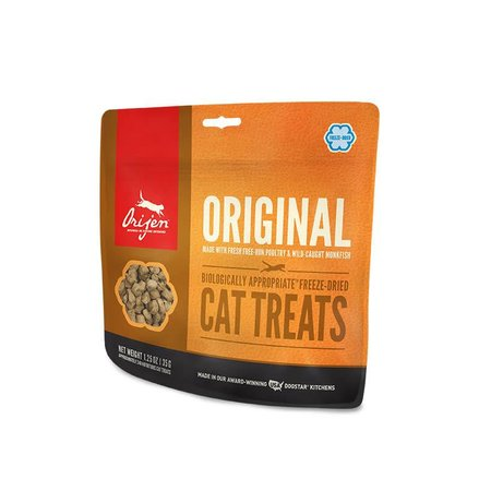 Cat Freeze Dried Original Treats 1.25oz.