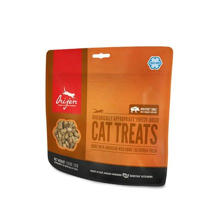 Cat Freeze Dried Wild Boar Treats 1.25oz.