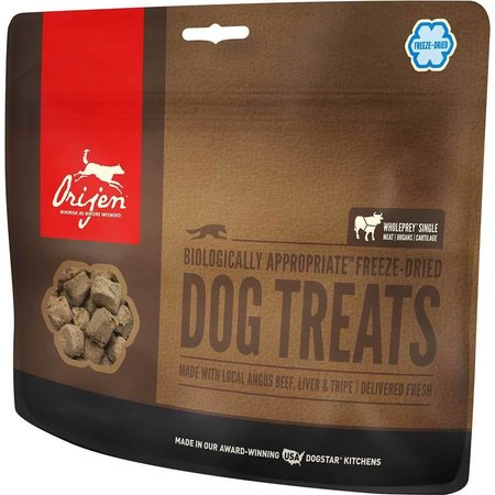 Freeze Dried Angus Beef Treats 3.25oz.
