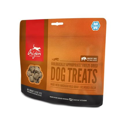 Freeze Dried Wild Boar Treats 3.25oz.