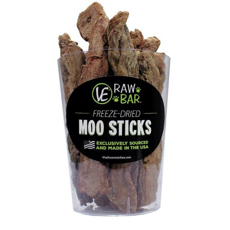 Freeze Dried Moo Sticks