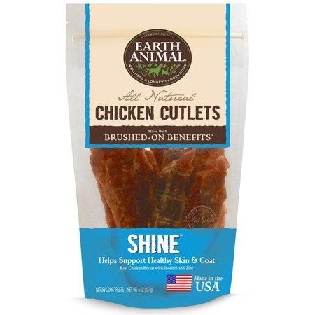Chicken Cutlet Shine 8oz.
