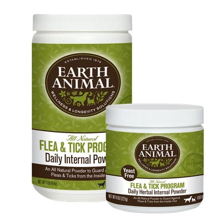 Flea & Tick Powder 8oz.