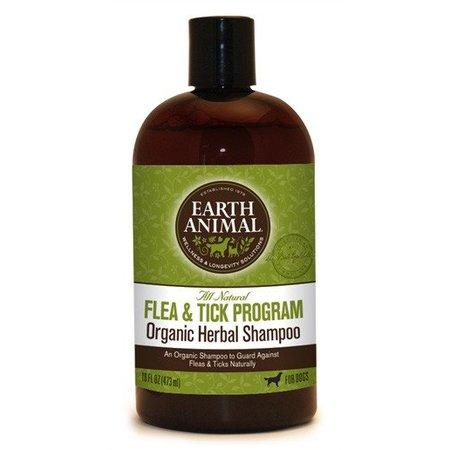 Flea & Tick Shampoo 16oz.