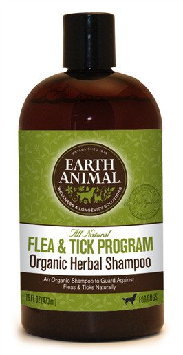 Flea & Tick Shampoo 16oz.