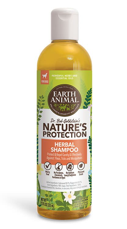 Herbal Shampoo 12oz.