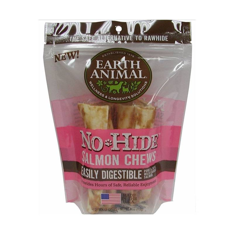 "No Hide Salmon 4"" 2 Pack"