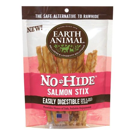 No Hide Salmon Stix 10 Pack