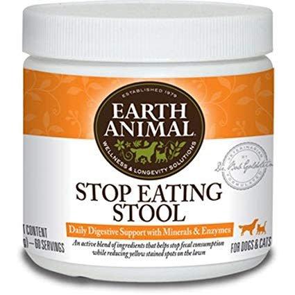 Stop Eating Stool 8oz.