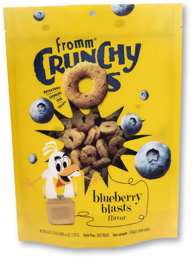 GF Crunchy O's Blueberry Blast 6oz.