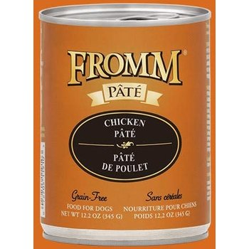 GF Pate Chicken 12.2oz.