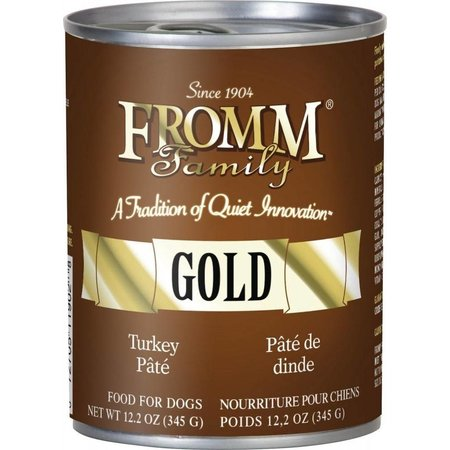 Gold Pate Turkey 12.2oz.