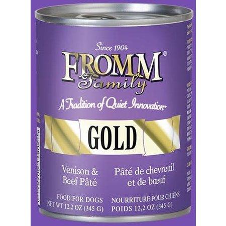 Gold Pate Venison/Beef 12.2oz.