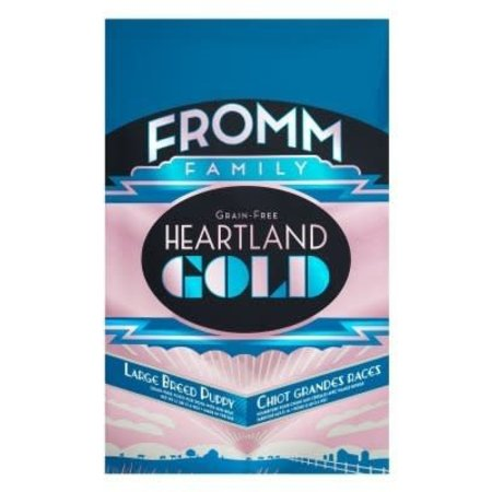 Heartland Gold GF Large Breed Puppy 26lb.