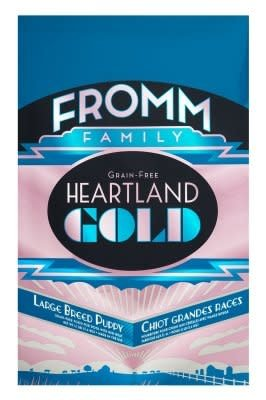 Heartland Gold GF Large Breed Puppy 4lb.