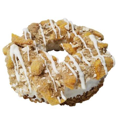 Apple Crisp Gourmet Donut