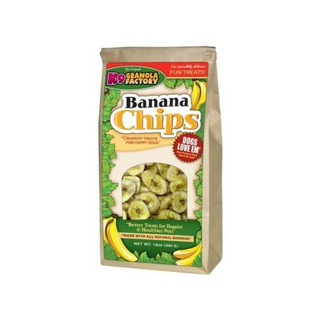 Banana Chips 12oz.
