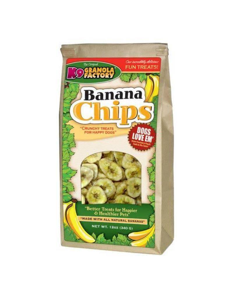 Banana Chips 12oz.