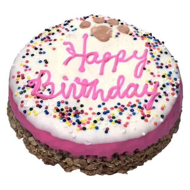 Birthday Cake Pink