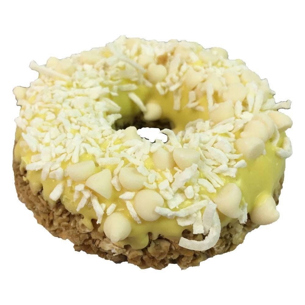 Coconut Cream Gourmet Donut