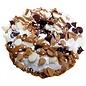 Peanut Butter Cup Blizzard Gourmet Donut