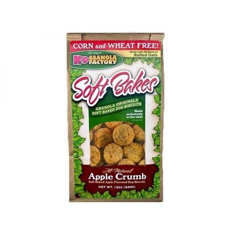 Soft Bakes Apple Crumb 12oz.
