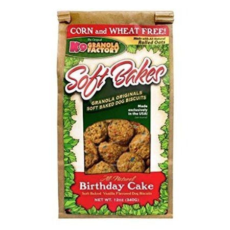 Soft Bakes Birthday Cake 12oz.