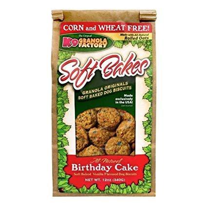 Soft Bakes Birthday Cake 12oz.