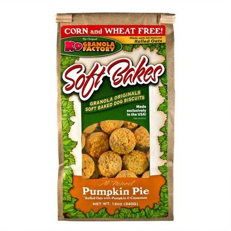 Soft Bakes Pumpkin Pie 12oz.