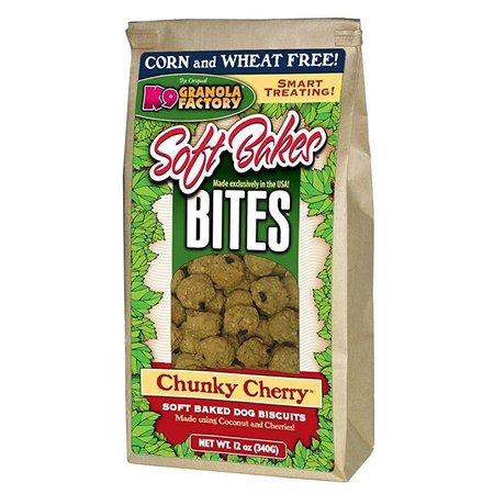 Soft Bites Chunky Cherry 12oz.