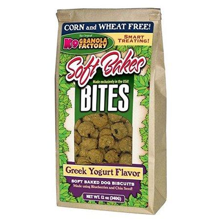 Soft Bites Greek Yogurt 12oz.