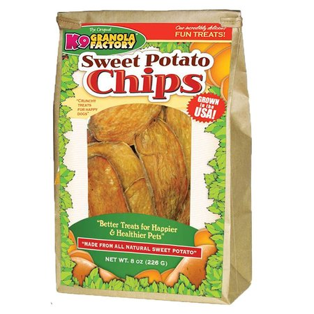 Sweet Potato Chips 8oz.