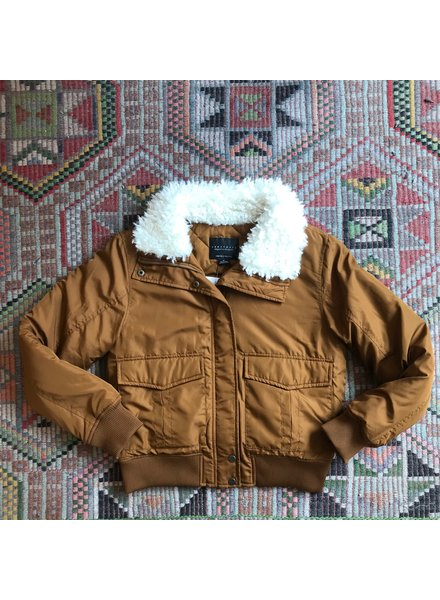 Sanctuary Aviator Flight Jacket