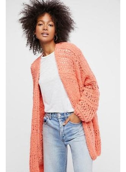 free people Sunday Morning Cardi XS/S
