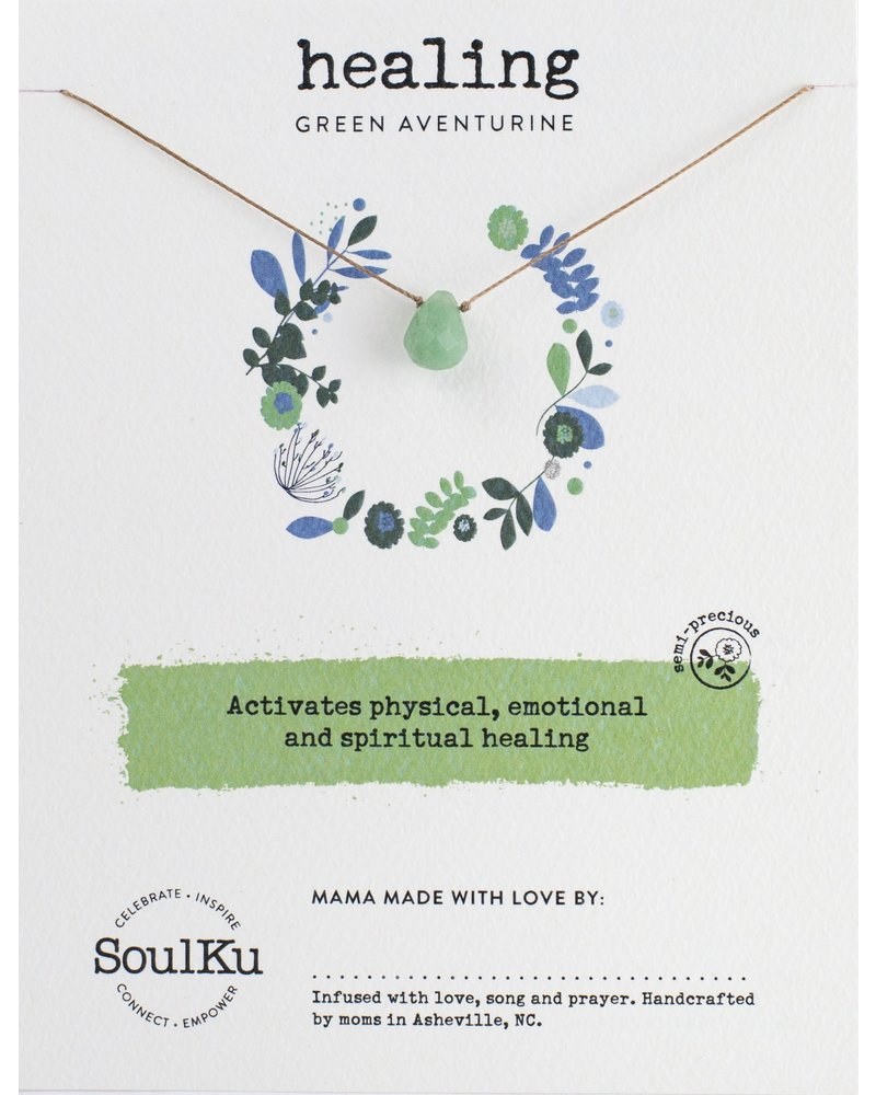 SoulKu SFOLight Necklace Healing