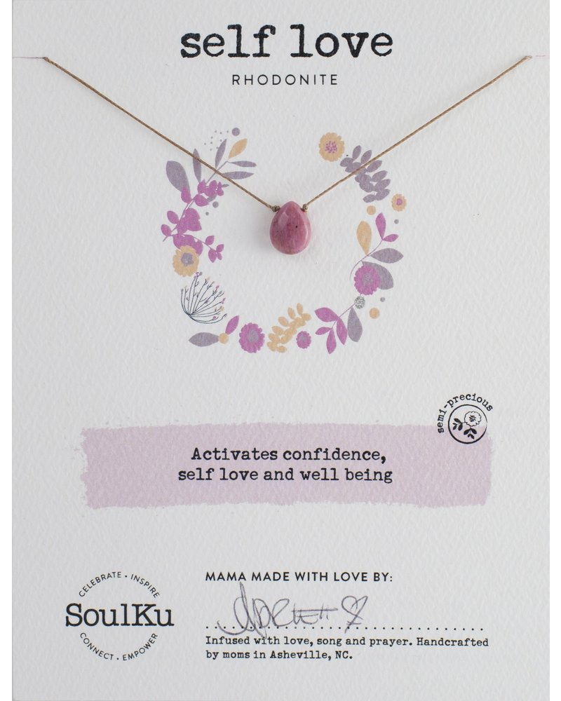 SoulKu SFOLight Necklace Self Love