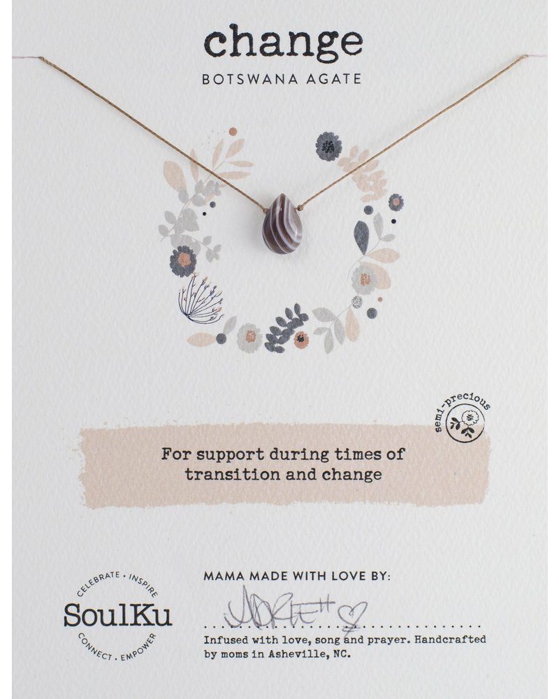 SoulKu SFOLight Necklace Change