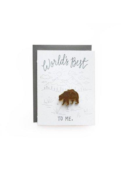Wild Ink Mama Bear Card